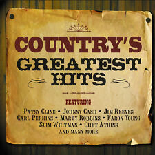 Country's Greatest Hits BEST OF 50 SONGS Early Country Music ESSENTIAL New 2 CD