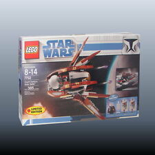 LEGO Star Wars 7752 - Count Dooku's Solar Sailer ('09) - NEU