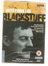 BOYS FROM THE BLACKSTUFF.New Sealed Region 2 DVD.