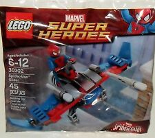 30302 SPIDER-MAN GLIDER marvel promo SUPER HEROES lego NEW poly bag legos set