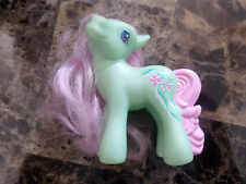 """My little Pony 2008 Hasbro McDonald's Peppermint Candy w/ Pink Mane & Tail 3"""""""