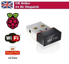 USB Wireless WiFi  802.11n/g/b LAN USB Adapter Dongle 150M for Raspberry Pi