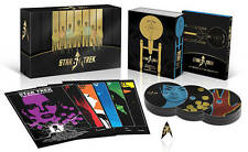 Star Trek: 50th Anniversary TV and Movie Collection (Blu-ray Disc, 2016), NEW