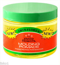 Pinaud Clubman  Tres Flores  6 oz. Three Flowers Hair molding gel pomade