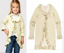 $88 Lilly Pulitzer Mini Shere Cameo White Gold Sparkle Sweater Cardigan M 6 7