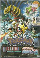 POKEMON THE MOVIE 11:GIRATINA & THE SKY WARRIOR - COMPLETE DVD BOX SET(ENG DUB)