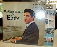 Elvis Presley His Hand in Mine LP LSP-2328 RCA Victor VG/ VG+ LIVING STEREO