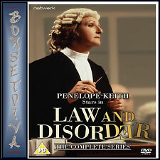 LAW AND DISORDER - THE COMPLETE SERIES  **BRAND NEW DVD **