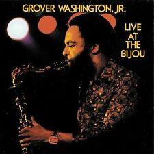 Live at the Bijou, Washington, Grover Jr., New Live