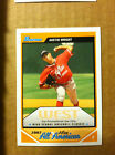 2007 TOPPS AFLAC PROMO AUSTIN WRIGHT ALL-AMERICAN