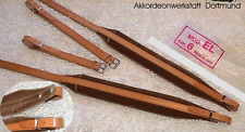 6 cm Cinture di fisarmonica, cinghie, bretelles accordeon, correas Acordeon, accordion straps