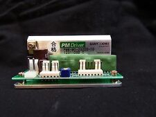 Sanyo Denki  PM Driver PMM-MD-23220-10 Stepper Driver Low Shipping             B