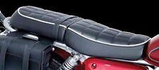 GENUINE SUZUKI TU250 2 PIECE GEL COMFORT SEAT BLACK 990A0-31002