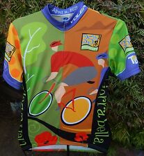 VOLER US MENS SZ S CYCLING JERSEY TIERRA BELLA 2012 35TH ANNIVERSARY CALIFORNIA