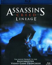 Assassins Creed: Lineage (2011, REGION A Blu-ray New)