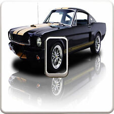 Fast And Furious Car Light Switch Vinyl Sticker Decal for Kids Bedroom #242