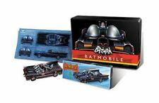 POLAR Lights 822 BATMOBILE 1966 BATMAN TV SHOW PLASTICA KIT COLLECTOR TIN 1:32 ND