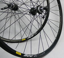 Mavic 319 SHIMANO DEORE XT CENTER LOCK HUBS DISC MTB WHEELSET WHEEL SET