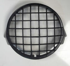 Head light / front lamp grille / stone guard black for Vespa PX & LML Star