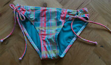 BNWT ROXY SWIMMING SWIM BRIEFS BOTTOMS SIDE TIE XS