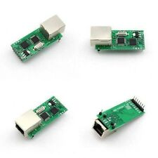 Ethernet to RS232 Serial port TTL TCP/IP RJ45 Converter Transmission module WFR
