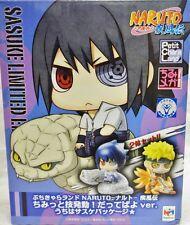 Megahouse Petit Chara Naruto Exhibition Osaka Limited Naruto Sasuke Figure Set