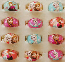 20pcs NEW Frozen Ana/Elsa Cartoon Rings Children Birthday Christmas Party Rings