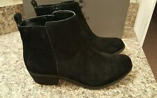 Worn Once!  Vince Camuto Black Brystal Bootie 7