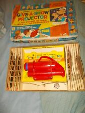 Give a Show Projector 2nd edition TV characters set vintage Kenner box COMPLETE