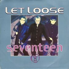 "LET LOOSE seventeen/fashion queen MER 406 mercury 1994 7"" PS EX/EX"