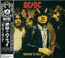 AC/DC HIGHWAY TO HELL 2008 JAPAN RMST MLPS CD - BRAND NEW FACTORY SEALED!