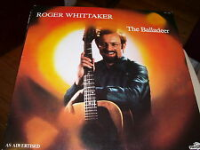 ROGER WHITTAKER-THE BALLADEER-LP-NM-POLYSTAR-IN CONCERT-IN STUDIO-16 SONGS