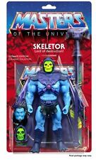 HE-MAN MOTU SUPER 7 Skeletor-MASTERS OF THE UNIVERSE ULTIMATES Classics
