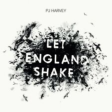 PJ Harvey - Let England Shake - Vinyl LP *NEW & SEALED*