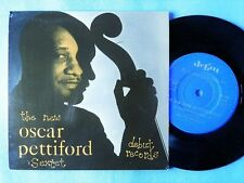 OSCAR PETTIFORD rare EP DEBUT original with Charles Mingus