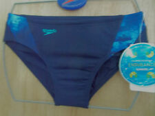 "SPEEDO MENS SANDBLAST ENDURANCE 8cm SIDES SWIMMING TRUNKS UK SIZE 30"" WAIST 75cm"