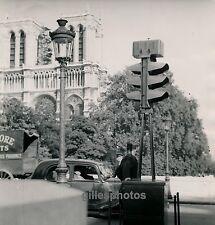 PARIS c. 1960 - Nouvelle Signalisation Police Traction - DIV 3093