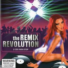 The Remix Revolution - 2CD - RARE MIXES - HOUSE TRANCE ELECTRO ROCK DISCO