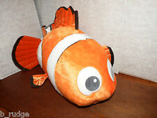 "GIANT 29"" Disney Finding Nemo Soft plush toy figure clown fish Disney Store"