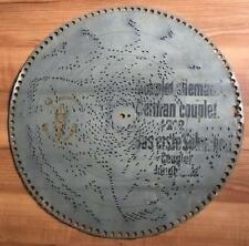Das erste Söhnchen, Polyphon Blechplatte D 39,5 Spieluhr music box disc 15 1/2''