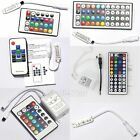Remote Controller 3 RF10 24 44 Key IR Wireless For LED Single Color RGB Lights