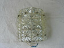 Wandlampe Kunststoff 60er Jahre Design Kinkeldy Stil