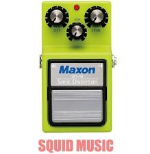 Maxon SD-9 Sonic Distortion Overdrive Pedal Vintage Reissue SD9 ( OPEN BOX )