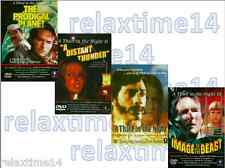 A THIEF IN THE NIGHT SERIES MOVIES - Brand New Set of 4 DVDs fast shipping!