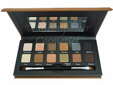 Cargo Cosmetics Vintage Escape Eye Shadow Palette 12 Colours & Brush Xmas Gift!