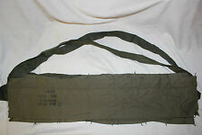 US Military Issue Vietnam Era Rifle Magazine Bandoleers Lot of 3 5.56 223 Pouch