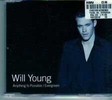 (DO164) Will Young, Anything Is Possible - 2002 CD