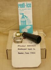 NOS NEW METALLURGICAL SUPPLY ME302 REDI ICE DRY ICE MAKER CO2 SCIENCE LAB USA