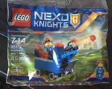 NEW IN PACKAGE LEGO NEXO KNIGHTS ROBINS MINI FORTREX BIRTHDAY GIFT FAVOR 30372