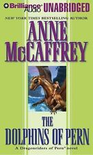 THE DOLPHINS OF PERN unabridged audio book on MP3 CD by ANNE McCAFFREY
